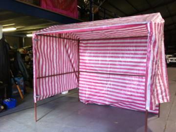 example 8x6 Walkin Stall