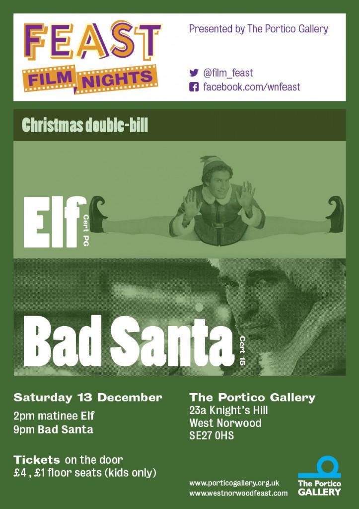 Feast Film Nights Christmas