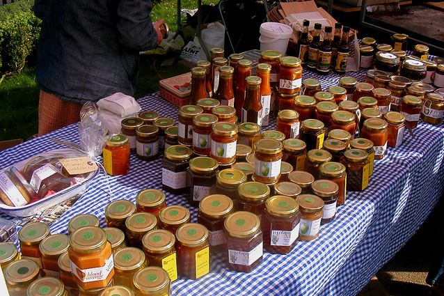 Brixton Cornercopia at the West Norwood Feast Food Fair