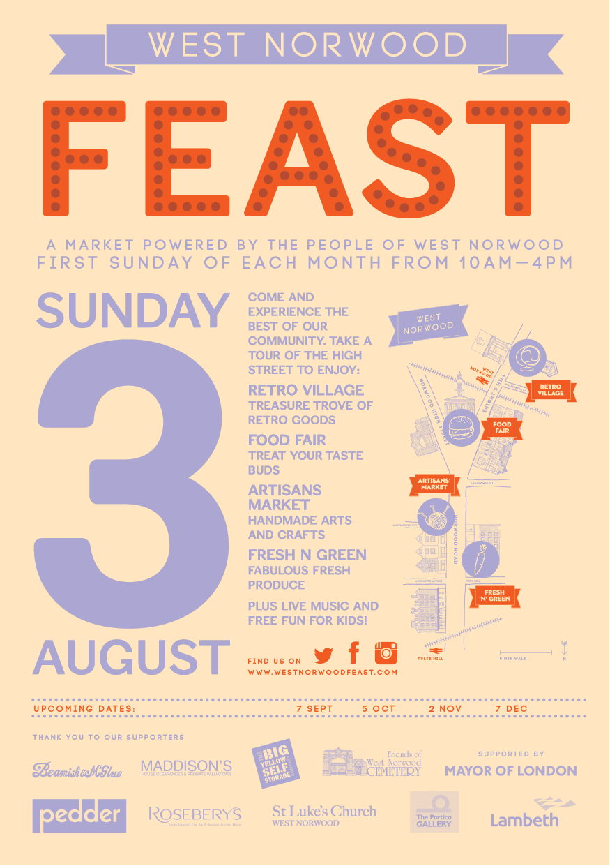 FEAST August Flyer