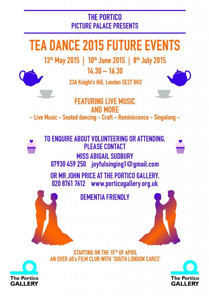 Future Tea Dance_single A5_AW
