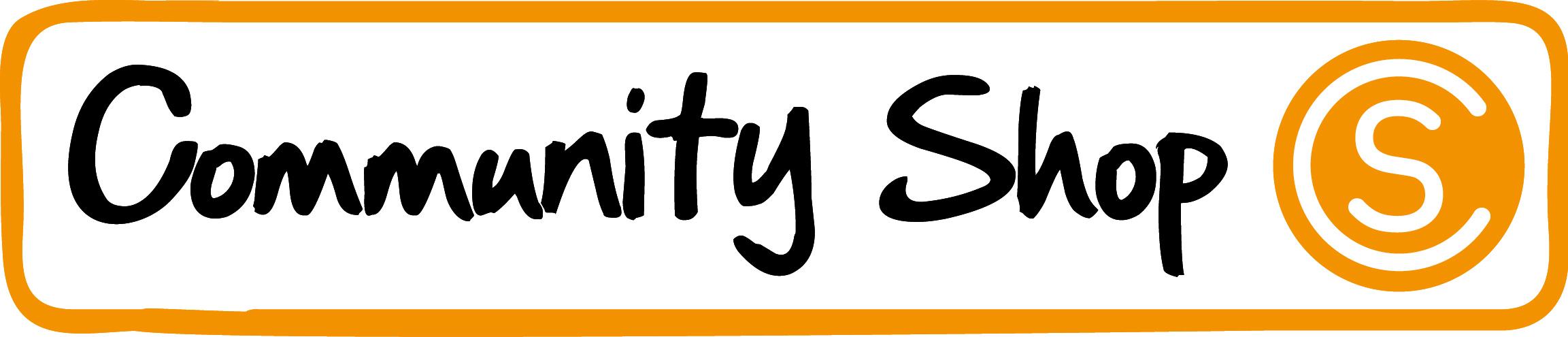 large community shop logo