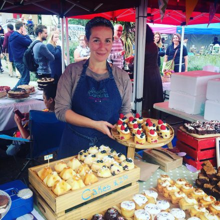 Sweet Carolina at West Norwood Feast Food Fair