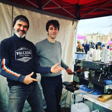 Volcano Coffee Works at West Norwood Feast