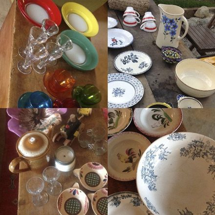 FrenchFinds at Retro Village West Norwood Feast
